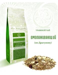 Травяной чай «Омолаживающий» по Драгунову