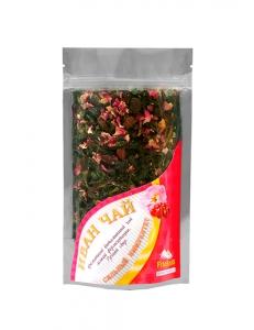 Иван-чай «Сильный иммунитет» с кизилом и розой