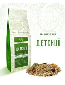 Травяной чай «Детский»