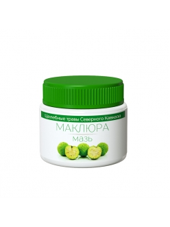Маклюра (УЗ, гайморит, заболевания суставов). Мазь маклюра.