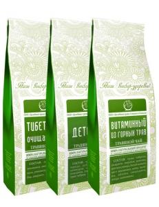 Травяной чай «При ангине, ларингите, тонзиллите»