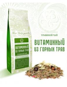Травяной чай «Витаминный» из горных трав